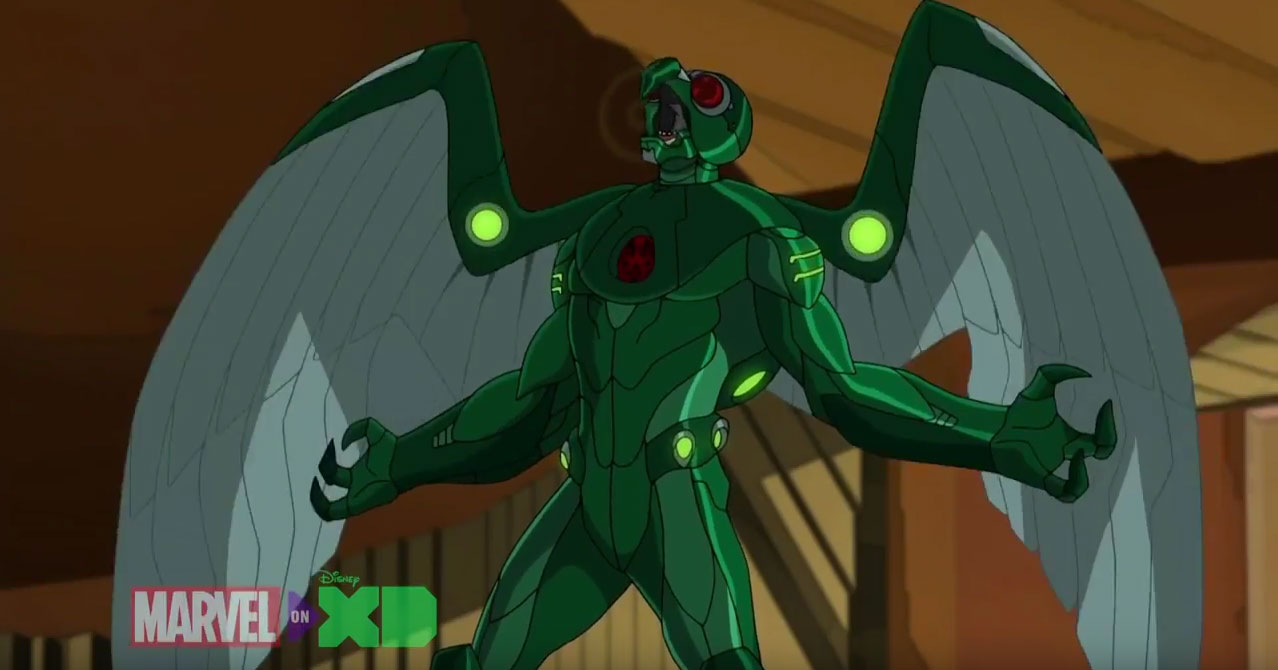 Ultimate Spider Man Vulture | www.pixshark.com - Images ...