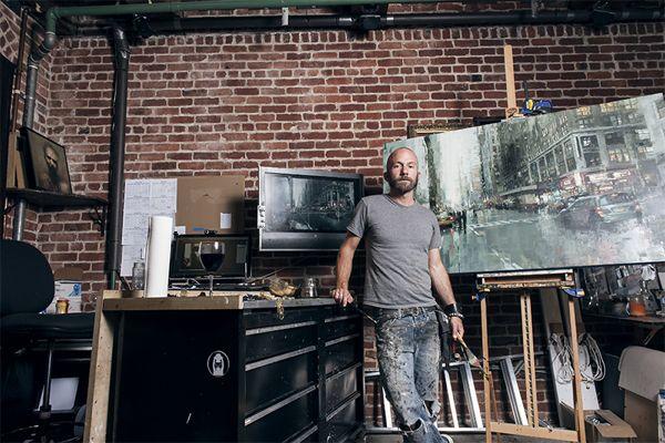 Fine Artist Jeremy Mann Speaks - TRIPWIRE