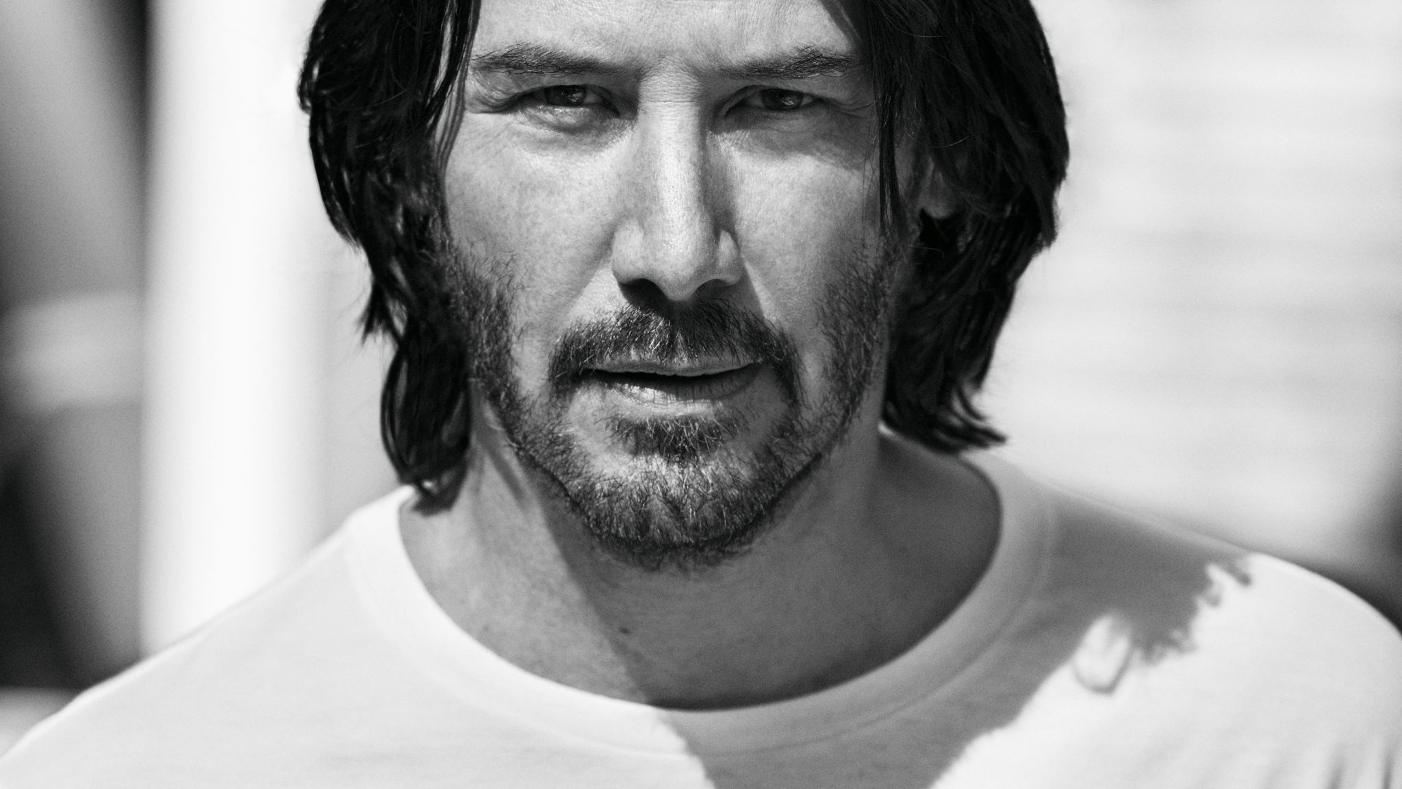 Keanu Reeves Speaks - ...