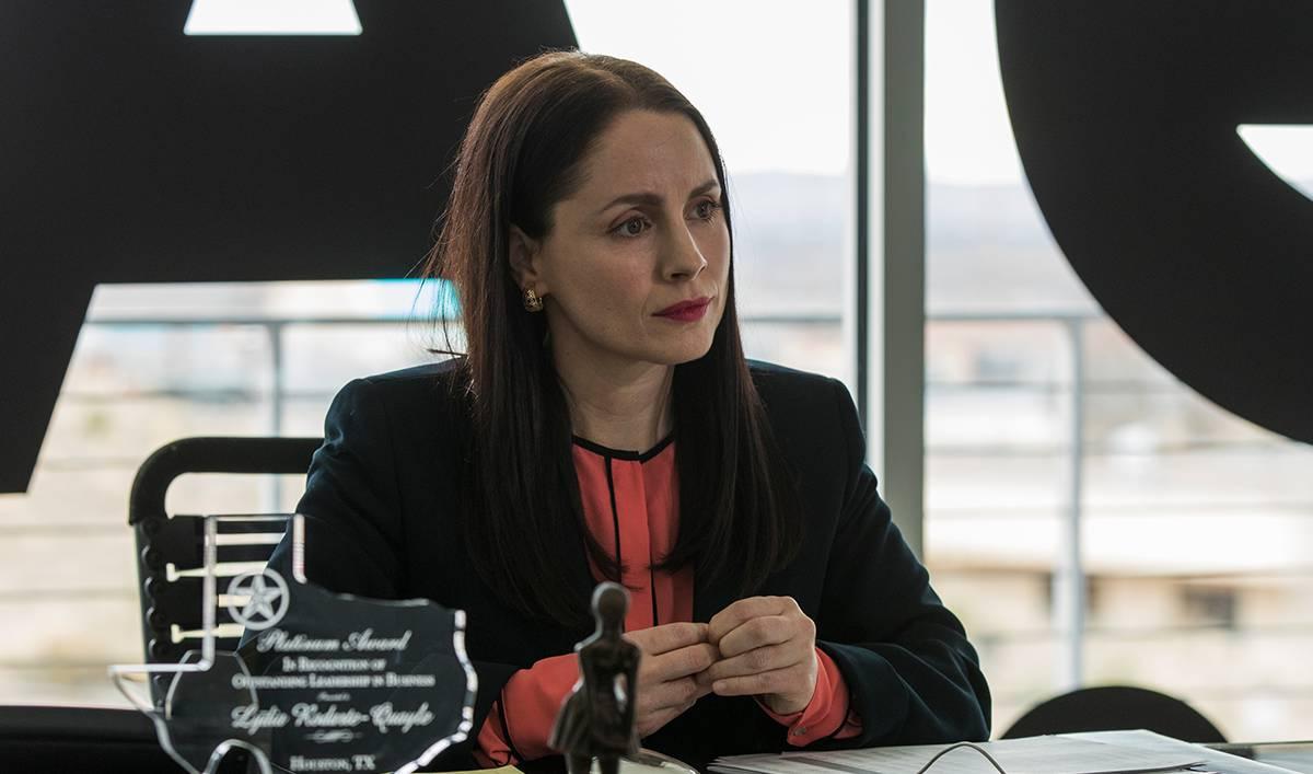 Laura Fraser On Better Call Saul - TRIPWIRE