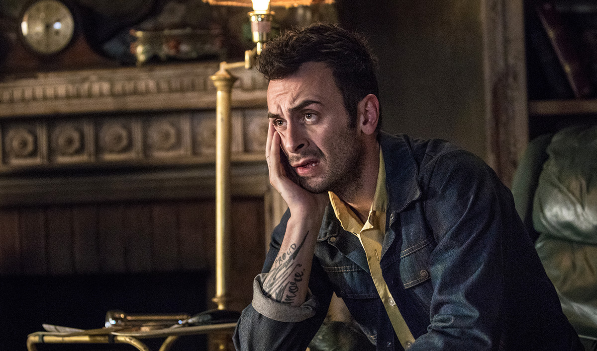 Preacher's Joseph Gilgun Talks About Season Two - TRIPWIRE