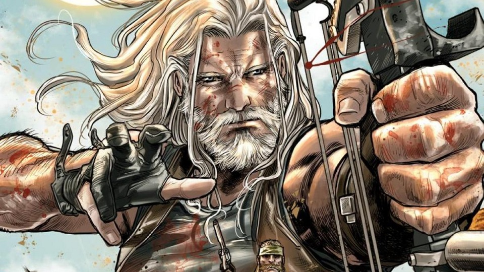 Artist Mario Chechetto Talks Marvel's Old Man Hawkeye ...